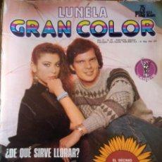 Coleccionismo de Revistas y Periódicos: FOTONOVELA LUNELA GRAN COLOR NÚMERO 87. Lote 207234957