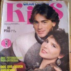 Coleccionismo de Revistas y Periódicos: FOTONOVELA KISS GRAN COLOR NÚMERO 31. Lote 207235075