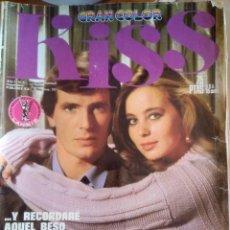 Coleccionismo de Revistas y Periódicos: FOTONOVELA KISS GRAN COLOR NÚMERO 4. Lote 207235141