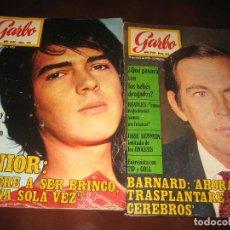 Coleccionismo de Revistas y Periódicos: LOTE DE 6 REVISTAS DE GARBO - AÑOS 50-70 - VER FOTOS - ENTREVISTA CON THE BEATLES. Lote 207238602