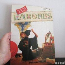 Coleccionismo de Revistas y Periódicos: REVISTA TUS LABORES 10 DE NVIEMBRE 1982. Lote 207252496