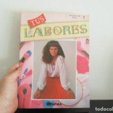 Coleccionismo de Revistas y Periódicos: REVISTA TUS LABORES24 DE NOVIEMBRE 1982. Lote 207252585