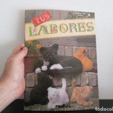 Coleccionismo de Revistas y Periódicos: REVISTA TUS LABORES 1 DE DICIEMBRE 1982. Lote 207252625