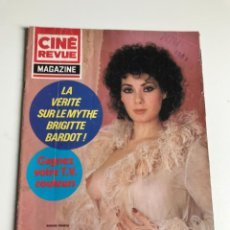 Coleccionismo de Revistas y Periódicos: CINE REVUE MAGAZINE SEPTEMBER 1979 COVER EDWIGE FENECH. Lote 207253177