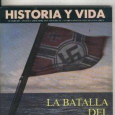 Coleccionismo de Revistas y Periódicos: HISTORIA Y VIDA NUMERO 309. Lote 207256676
