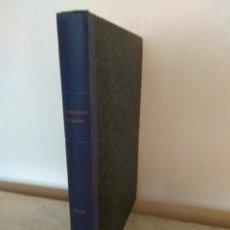 Coleccionismo de Revistas y Periódicos: LE ESTAFETA LITERARIA, 1945 ,AÑO COMPLETO + NÚMERO EXTRAORDINARIO,ENCUADERNACION ORIGINAL.. Lote 207288485