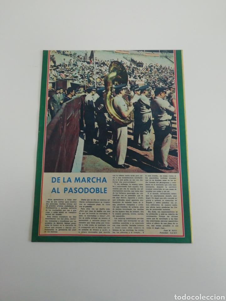 Coleccionismo de Revistas y Periódicos: Semanario EL RUEDO N°1279 DICIEMBRE 1968 - Foto 2 - 207297643