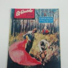 Coleccionismo de Revistas y Periódicos: SEMANARIO EL RUEDO N°1281 ENERO 1969. Lote 207298133