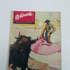 Coleccionismo de Revistas y Periódicos: SEMANARIO EL RUEDO N°1293 ABRIL 1969. Lote 207298787