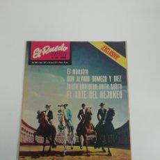 Coleccionismo de Revistas y Periódicos: SEMANARIO EL RUEDO N°1397 MARZO 1971. Lote 207299467
