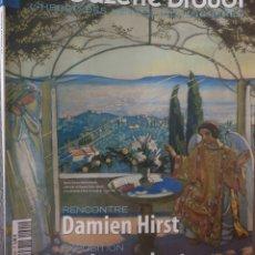 Coleccionismo de Revistas y Periódicos: REVISTA DE SUBASTAS FRANCESA DEL HOTEL DROUOT. LA GAZETTE DROUOT N°21 28 DE MAI 2010. Lote 207356975