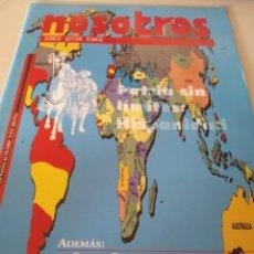 Coleccionismo de Revistas y Periódicos: REVISTA NOSOTROS. NÚMERO 27 AÑO III. FE JONS. FALANGE. REF. UR EST. Lote 207357610