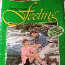 Coleccionismo de Revistas y Periódicos: FOTONOVELA FEELING GRAN COLOR. NÚM 20. Lote 207375722