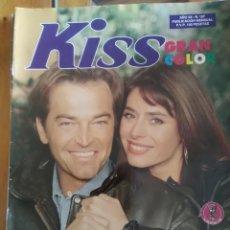 Coleccionismo de Revistas y Periódicos: FOTONOVELA KISS GRAN COLOR NÚMERO 157. Lote 207376070