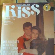 Coleccionismo de Revistas y Periódicos: FOTONOVELA KISS GRAN COLOR NÚMERO 96. Lote 207376173
