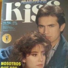 Coleccionismo de Revistas y Periódicos: FOTONOVELA KISS GRAN COLOR NÚMERO 72. Lote 207376252