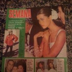 Coleccionismo de Revistas y Periódicos: SEMANA N 1823 - 25 ENERO 1975 -CON INMA DE SANTIS. Lote 207422395