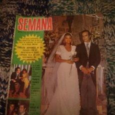 Coleccionismo de Revistas y Periódicos: SEMANA - OCTUBRE 1978 15E - INMA DE SANTIS. Lote 207422522