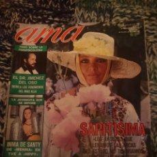 Coleccionismo de Revistas y Periódicos: REVISTA AMA -JULIO 1974 -N 350 - SARA MONTIEL, INMA DE SANTIS, SYLVIE VARTAN, INMA DE SANTIS. Lote 207424332