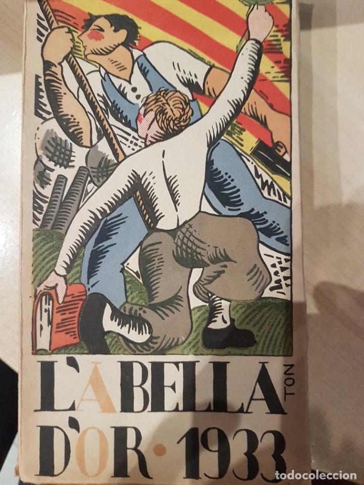 Coleccionismo de Revistas y Periódicos: LABELLA DOR Lote de 4 ejemplares - Foto 5 - 207442720