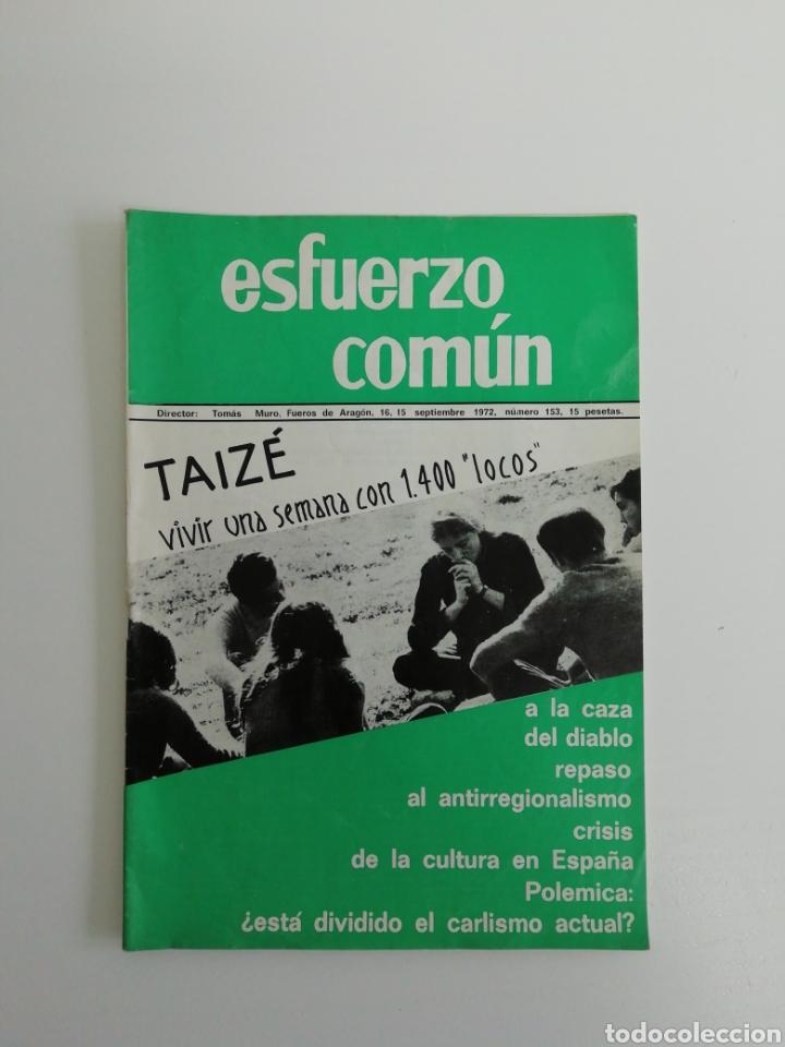 Coleccionismo de Revistas y Periódicos: Antigua colección de revistas Carlistas (22 revistas). - Foto 4 - 207515281