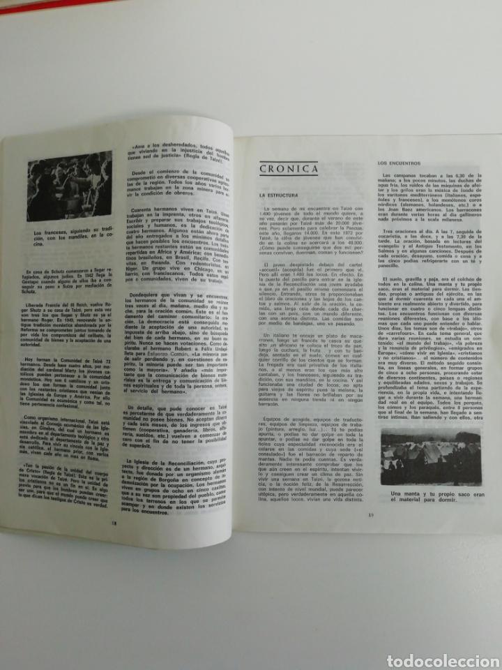 Coleccionismo de Revistas y Periódicos: Antigua colección de revistas Carlistas (22 revistas). - Foto 5 - 207515281