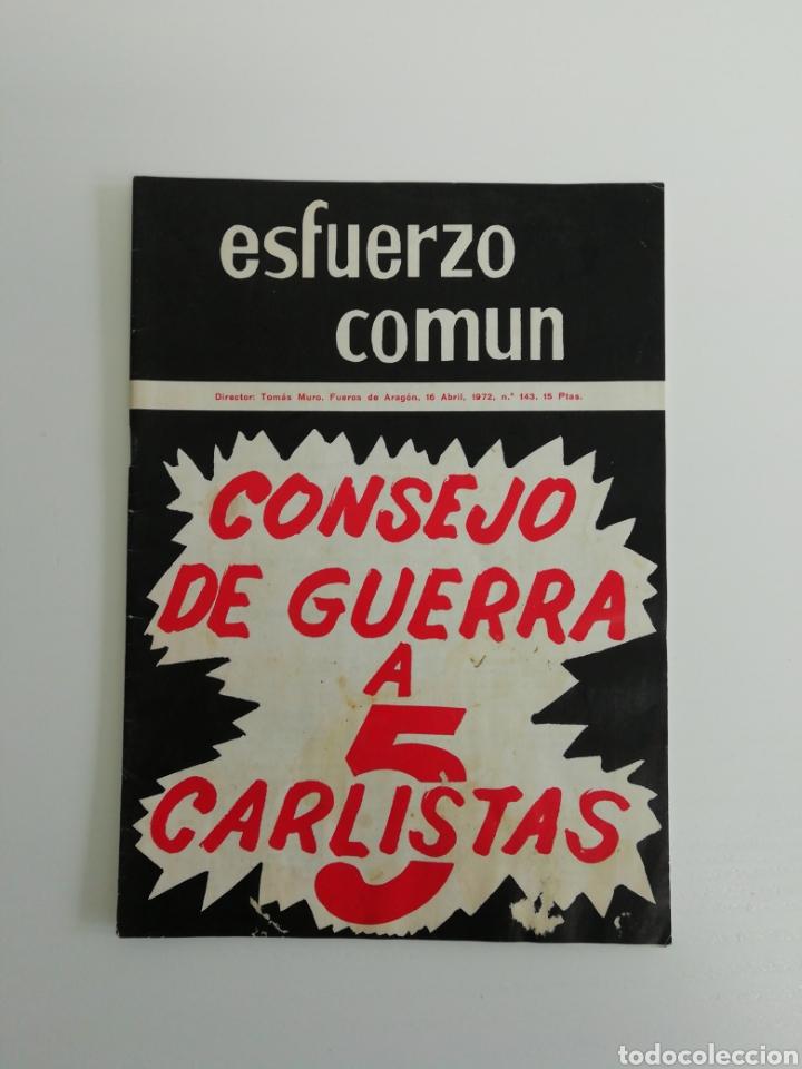 Coleccionismo de Revistas y Periódicos: Antigua colección de revistas Carlistas (22 revistas). - Foto 6 - 207515281