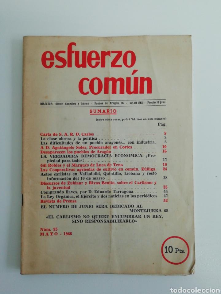 Coleccionismo de Revistas y Periódicos: Antigua colección de revistas Carlistas (22 revistas). - Foto 8 - 207515281