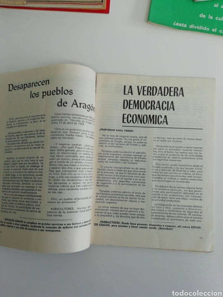 Coleccionismo de Revistas y Periódicos: Antigua colección de revistas Carlistas (22 revistas). - Foto 9 - 207515281