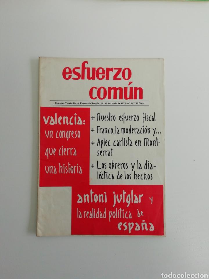 Coleccionismo de Revistas y Periódicos: Antigua colección de revistas Carlistas (22 revistas). - Foto 12 - 207515281