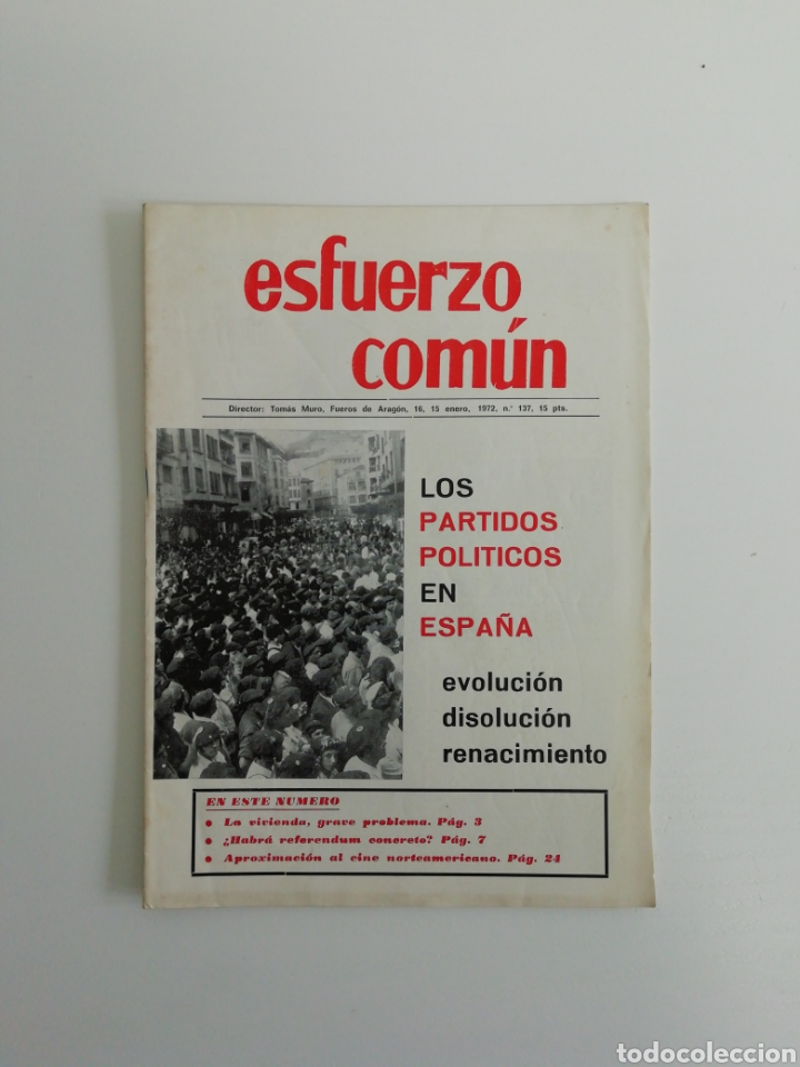 Coleccionismo de Revistas y Periódicos: Antigua colección de revistas Carlistas (22 revistas). - Foto 16 - 207515281
