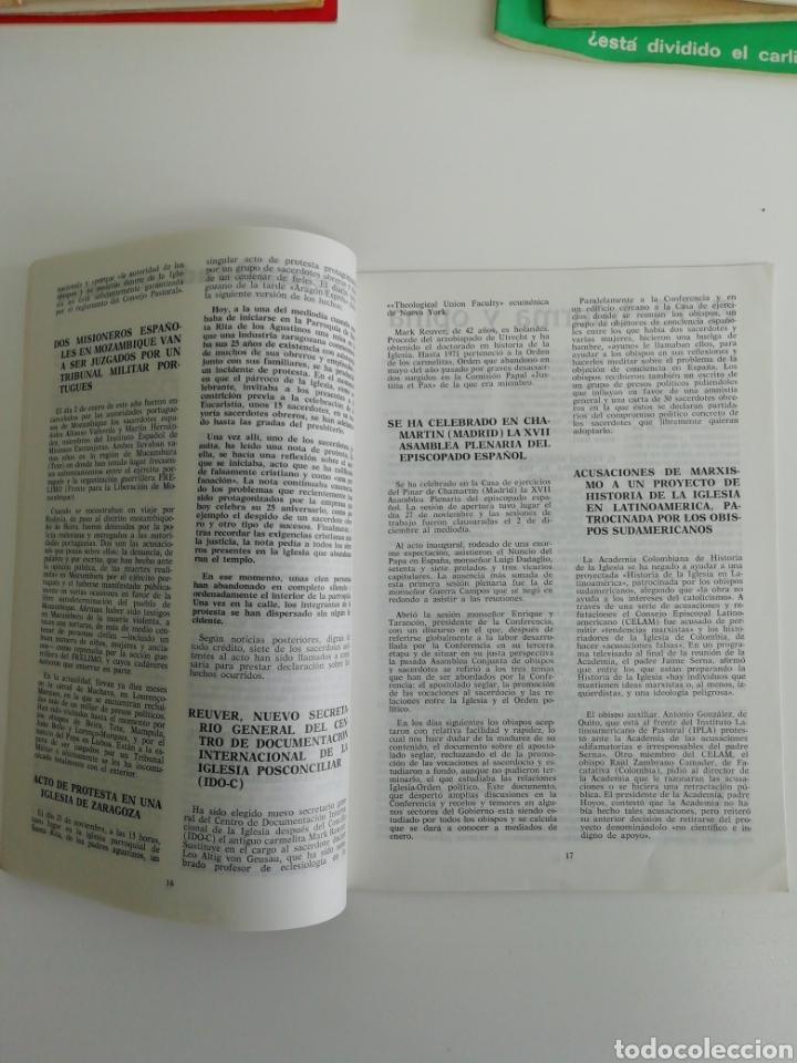 Coleccionismo de Revistas y Periódicos: Antigua colección de revistas Carlistas (22 revistas). - Foto 19 - 207515281