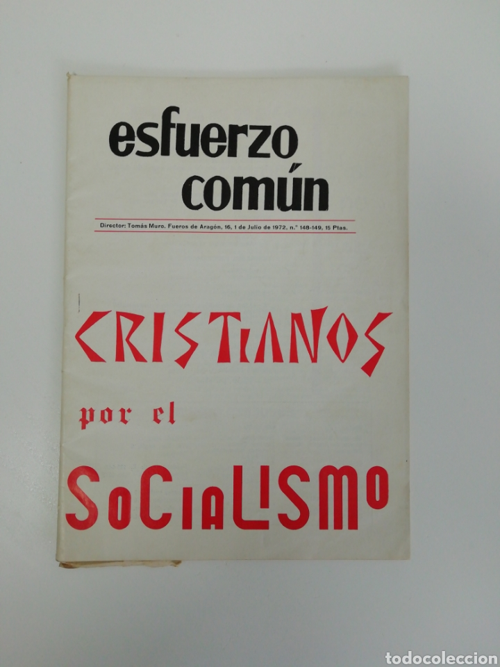 Coleccionismo de Revistas y Periódicos: Antigua colección de revistas Carlistas (22 revistas). - Foto 28 - 207515281