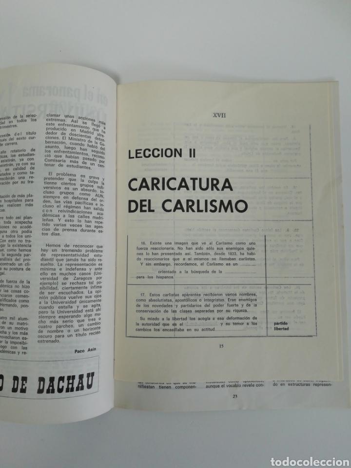 Coleccionismo de Revistas y Periódicos: Antigua colección de revistas Carlistas (22 revistas). - Foto 32 - 207515281