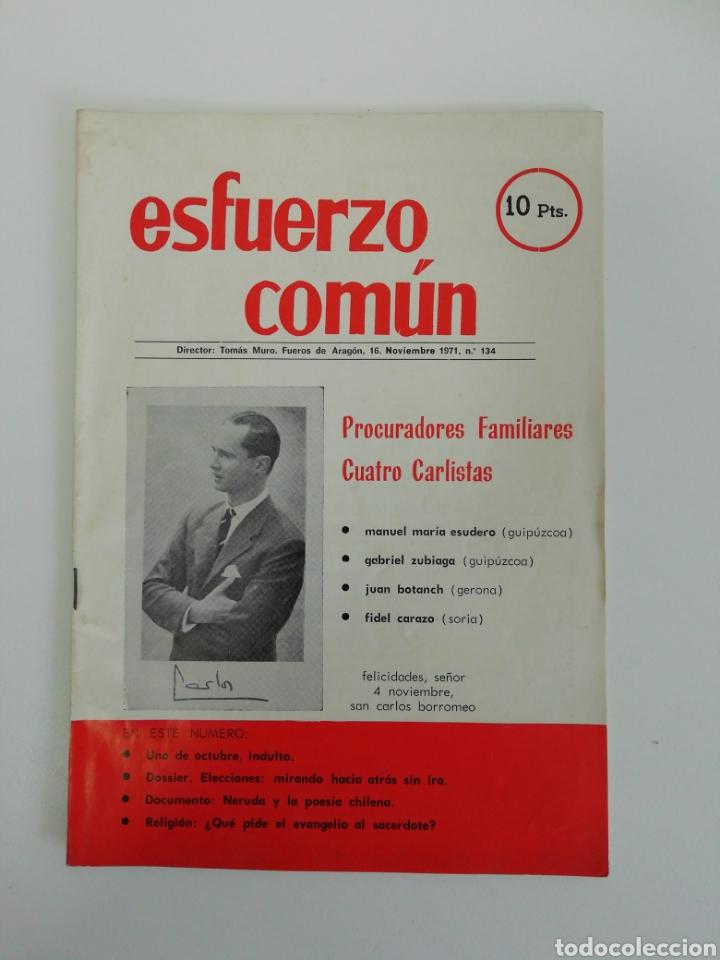 Coleccionismo de Revistas y Periódicos: Antigua colección de revistas Carlistas (22 revistas). - Foto 35 - 207515281