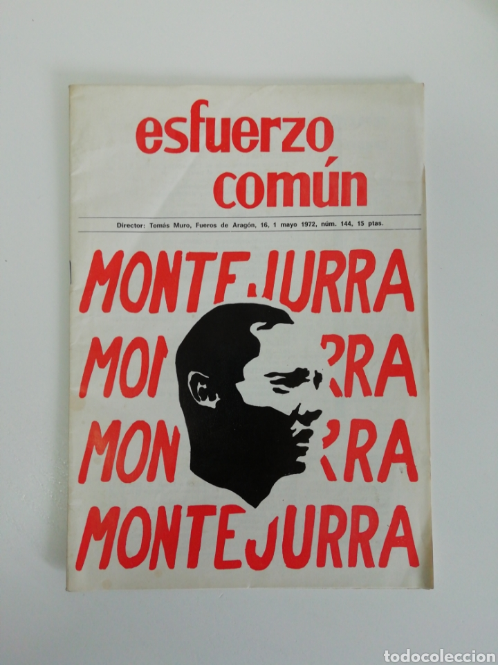 Coleccionismo de Revistas y Periódicos: Antigua colección de revistas Carlistas (22 revistas). - Foto 39 - 207515281