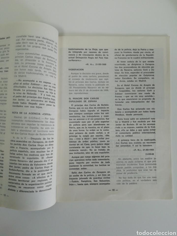 Coleccionismo de Revistas y Periódicos: Antigua colección de revistas Carlistas (22 revistas). - Foto 42 - 207515281