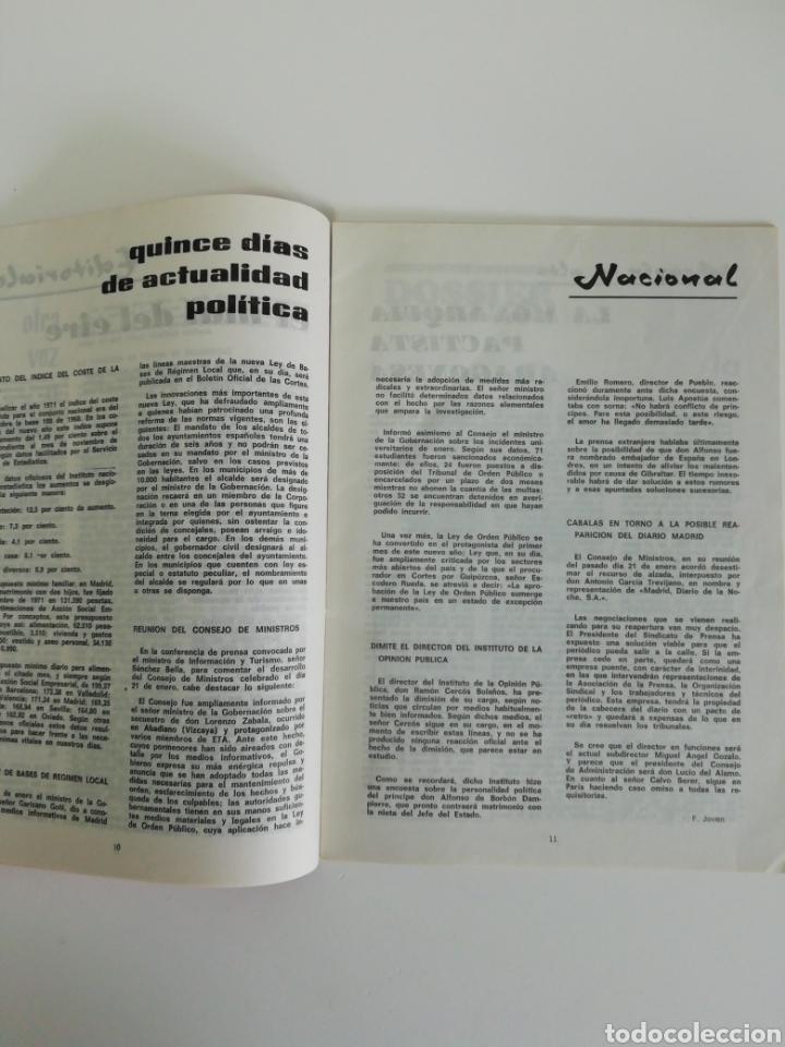 Coleccionismo de Revistas y Periódicos: Antigua colección de revistas Carlistas (22 revistas). - Foto 46 - 207515281