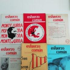 Coleccionismo de Revistas y Periódicos: ANTIGUA COLECCIÓN DE REVISTAS CARLISTAS (22 REVISTAS).. Lote 207515281