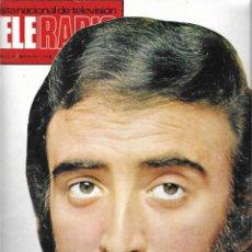 Coleccionismo de Revistas y Periódicos: REVISTA TELE RADIO Nº 845 MARZO 1974, PERET, TICO MEDINA. Lote 207595953