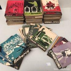 Coleccionismo de Revistas y Periódicos: GRAN LOTE DE REVISTAS (TEMAS ESPAÑOLES). Lote 207634361