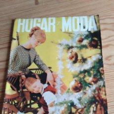 Coleccionismo de Revistas y Periódicos: REVISTA HOGAR Y MODA EXTRA NAVIDAD 1966. Lote 208147468