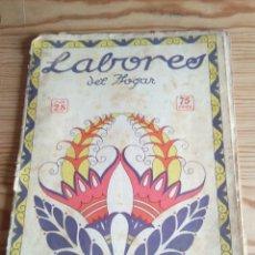 Coleccionismo de Revistas y Periódicos: LABORES DEL HOGAR NÚM 28. Lote 208147617