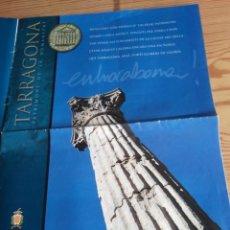 Coleccionismo de Revistas y Periódicos: PLÀNOL DE TARRAGONA. Lote 208148022