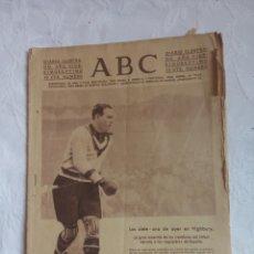 Coleccionismo de Revistas y Periódicos: PERIODICO ABC 10 DICIEMBRE 1931. REPUBLICA ESPAÑOLA.MANUEL AZAÑA.FRANCESC MACIA. POLITICA.ALCALA ZAM. Lote 208157198