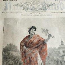 Coleccionismo de Revistas y Periódicos: REVISTA NUEVO MUNDO . 1.897. Lote 208405786