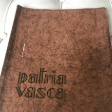 Coleccionismo de Revistas y Periódicos: REVISTA NACIONALISTA VASCA DE 1932 / PATRIA VASCA. Lote 208490460