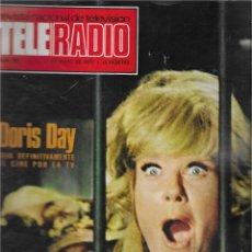 Coleccionismo de Revistas y Periódicos: REVISTA TELE RADIO Nº 699, DORIS DAY, CHARLTON HESTON, EL CORDOBES, SHIRLEY BASSEY,MARISOL. Lote 208911137
