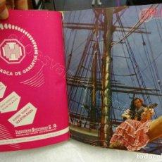 Coleccionismo de Revistas y Periódicos: RUMBO. REVISTA DE LA MAR Y DE LOS BARCOS. AÑO 1951 COMPLETO EN UN TOMO. Lote 209207786