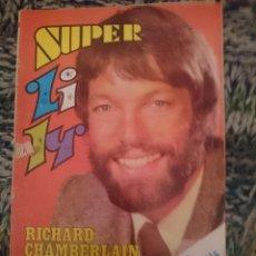 Coleccionismo de Revistas y Periódicos: SUPER LILY - RICHARD CHAMBERLAIN - CON POSTER INMA DE SANTIS. Lote 209300041
